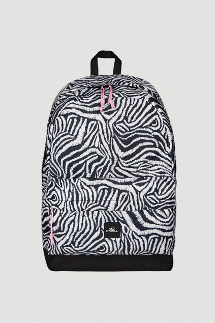 Heren O`Neill Coastline Graphic Backpack Wit