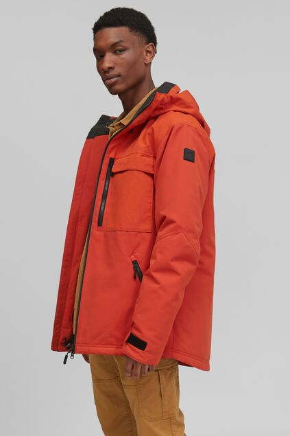 Heren O`Neill Utility Snow Jacket Rood