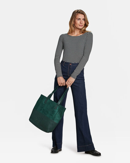 DAMES SHOPPER Groen
