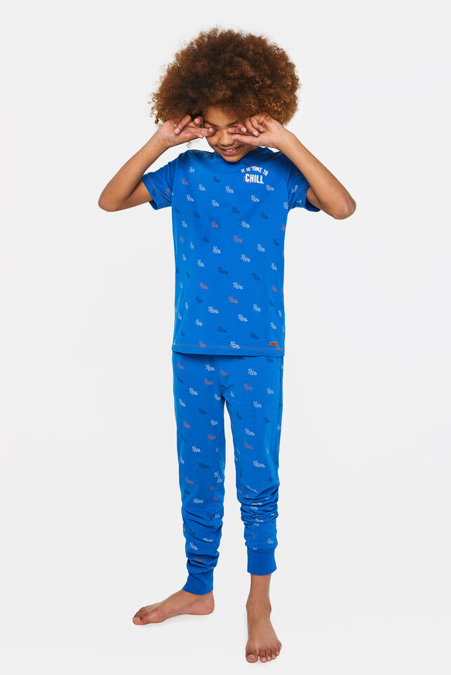 Jongens pyjamaset met dessin All-over print
