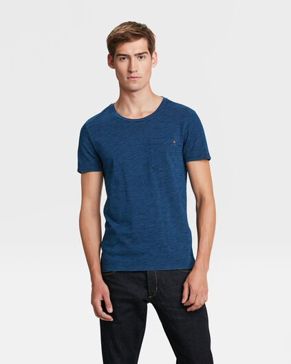 HEREN BLUE RIDGE T-SHIRT Indigo