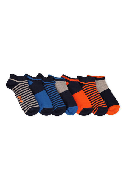 Jongens 7-pack sokken All-over print