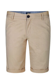 Heren regular fit chino short_Heren regular fit chino short, Beige