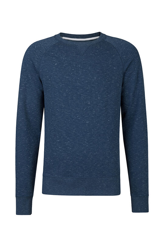 HEREN SWEATER Marineblauw