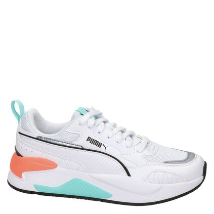 Puma X-Ray 2 Square dames sneaker Wit