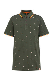 Jongens polo met dessin_Jongens polo met dessin, All-over print