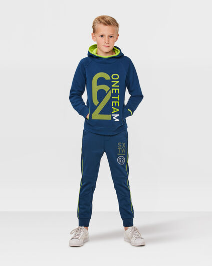 JONGENS PREFORMANCE WEAR SWEATPANTS Donkerblauw