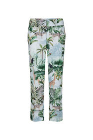 Dames dessin pyjama pantalon_Dames dessin pyjama pantalon, All-over print