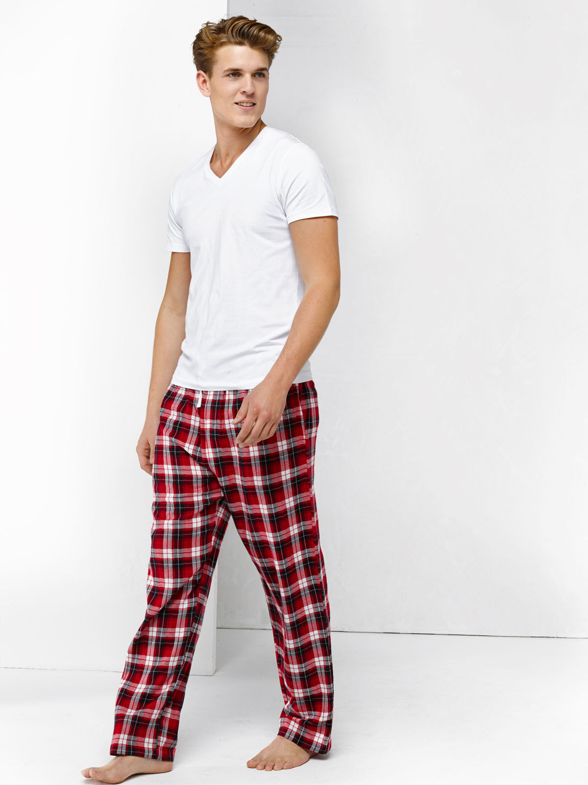 HEREN PYJAMABROEK | 78364554 WE Fashion