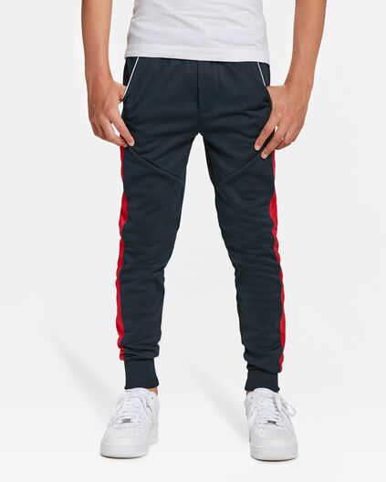 JONGENS SPORTY SWEATPANTS Marineblauw
