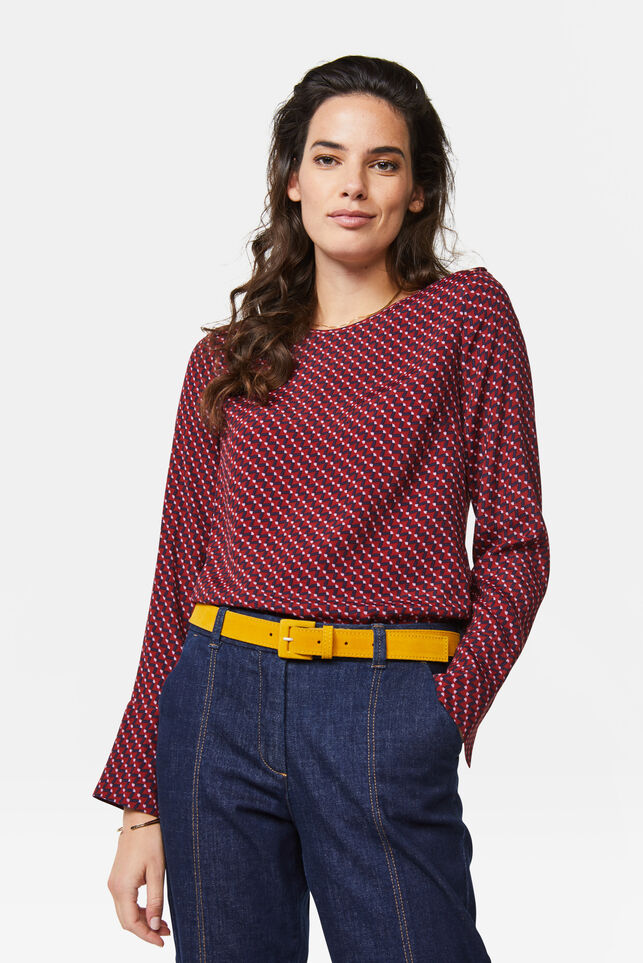 Dames dessin Top All-over print