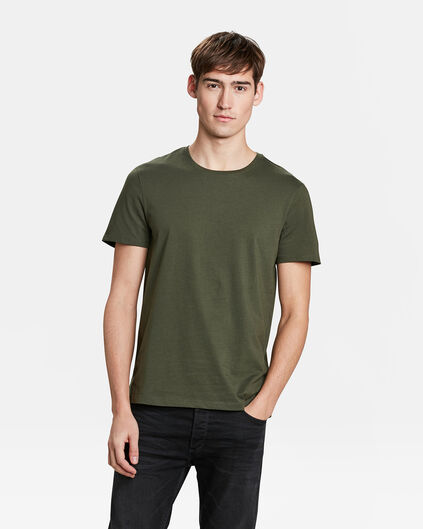 HEREN T-SHIRT Groen