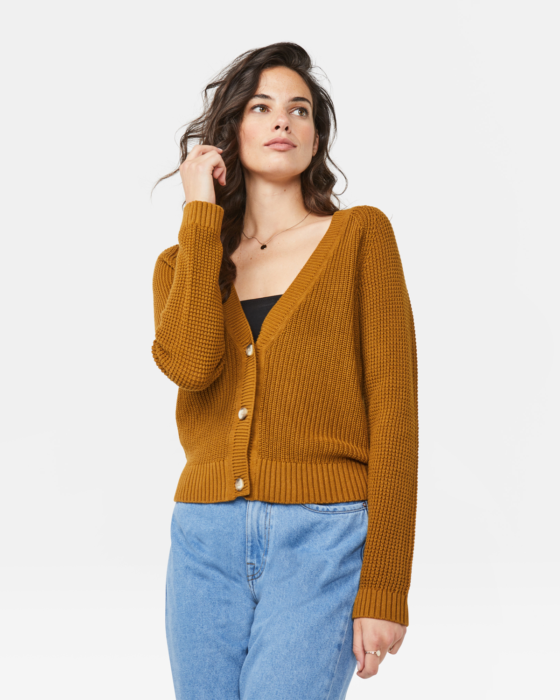 Dames geribd vest | 94701326 WE Fashion