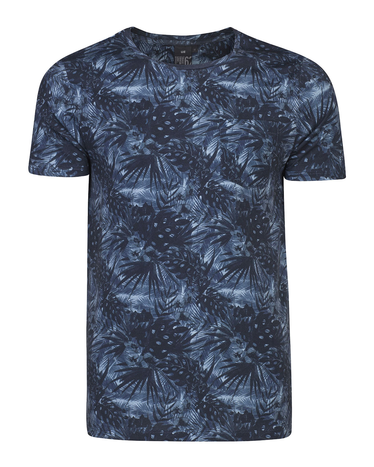 Heren all over jungle print t shirt 79289269 we fashion for All over shirt printing