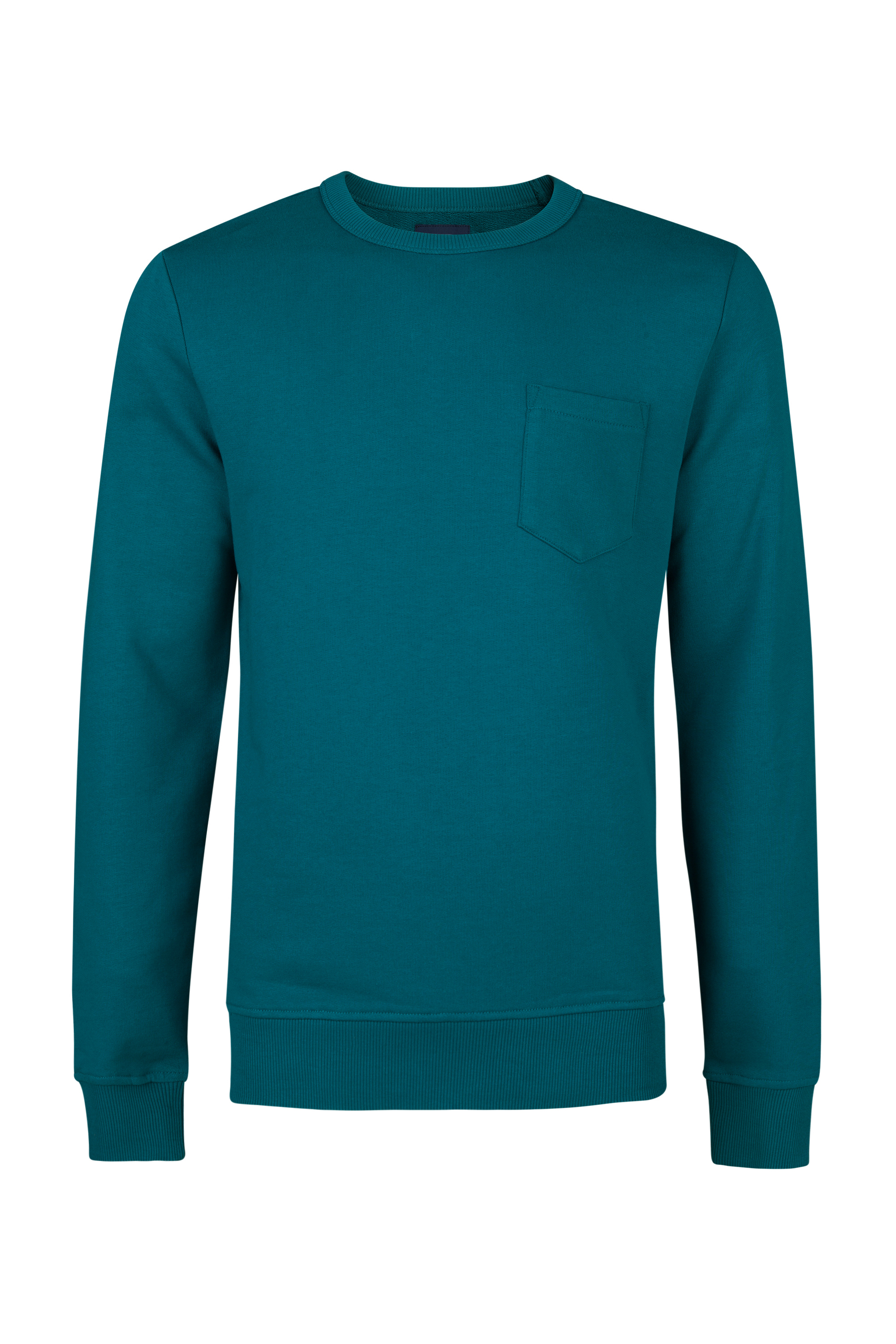MINI Sweater Heren Zwart Groen, Collectie 2020
