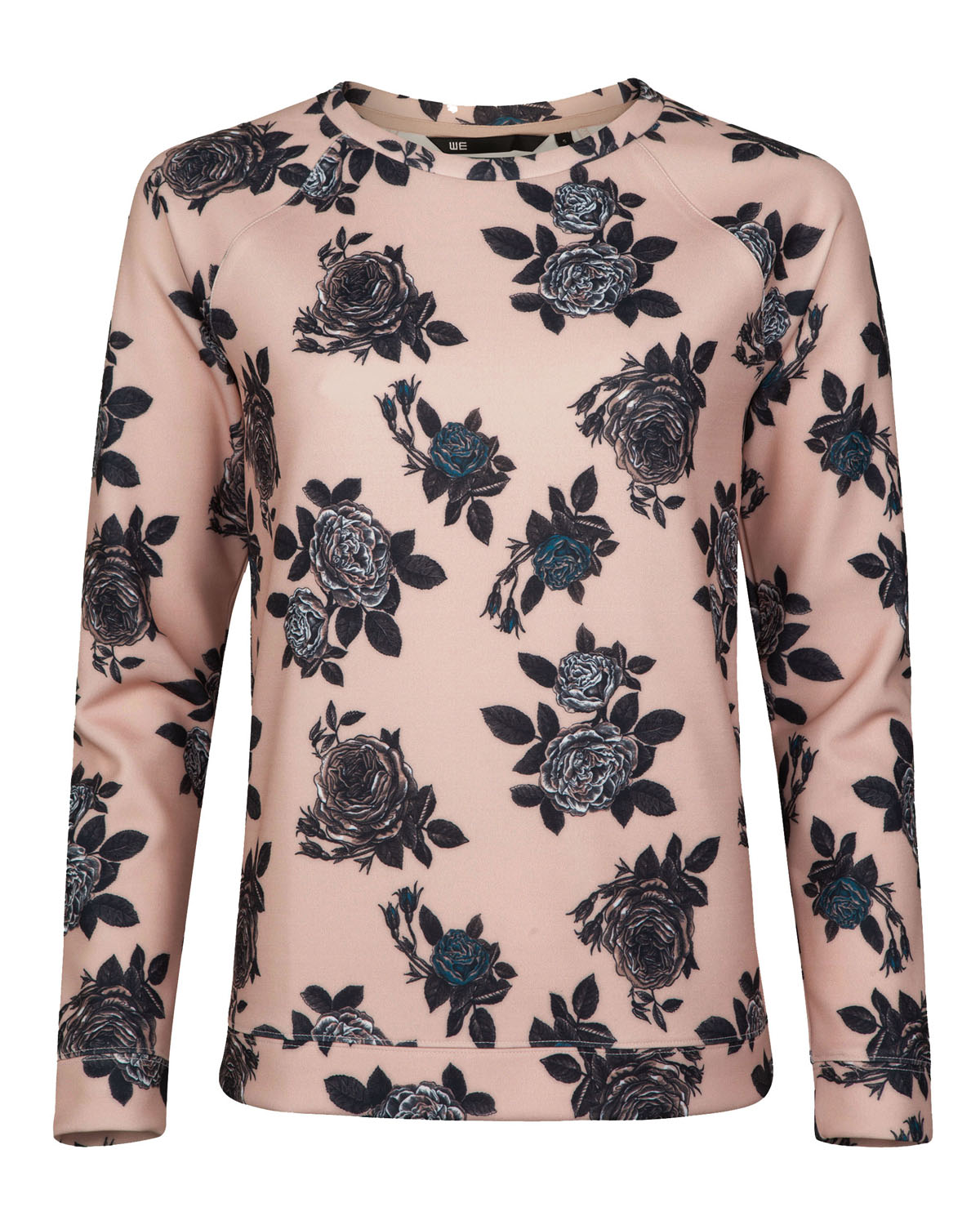 Dames Trui Met Print.Dames Flower Print Sweater 78906822 We Fashion