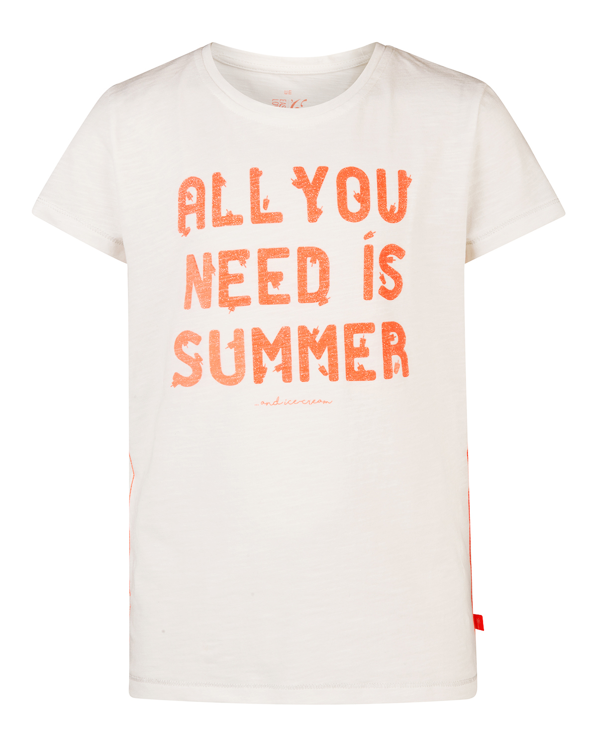 Meisjes glitter text t shirt 79854672 we fashion for Photo t shirts with text