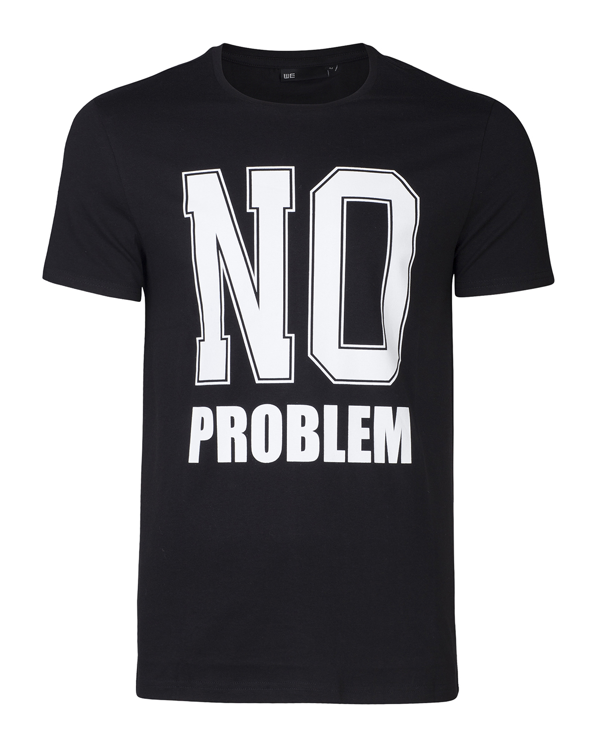 Heren text t shirt 79396639 we fashion for Photo t shirts with text