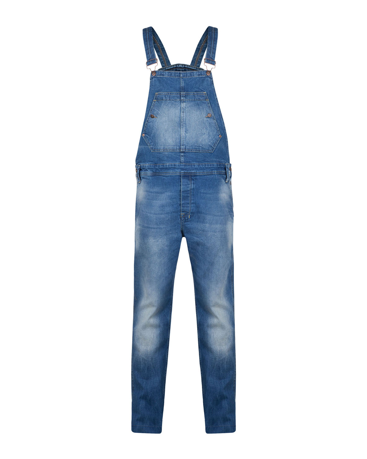 Overall Jeans Men
