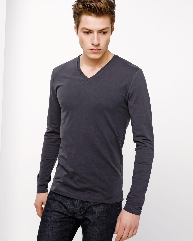 Heren organic cotton t shirt 78095168 we fashion for Natural cotton t shirts