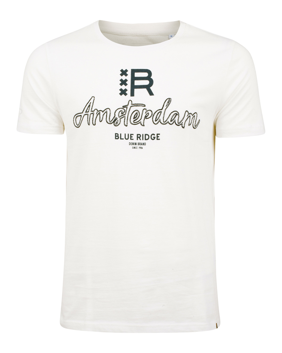 heren amsterdam print t shirt 80494713 we fashion