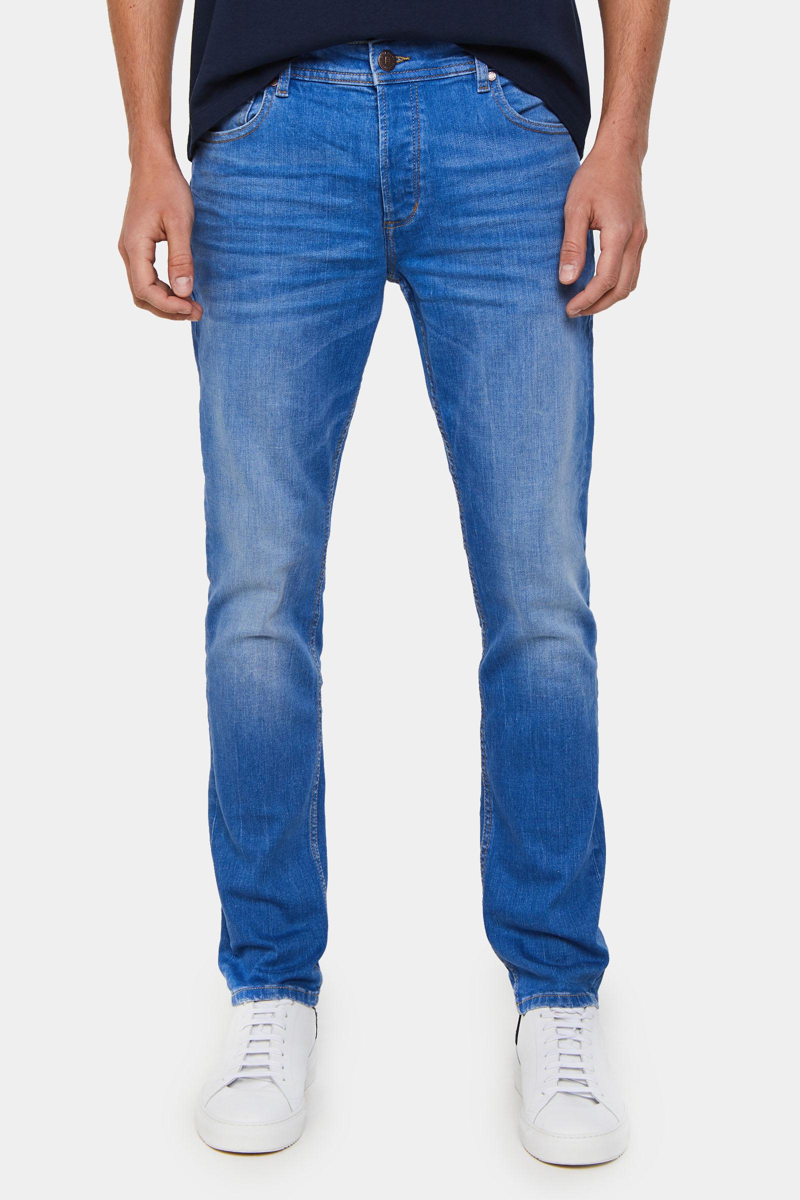 WE Fashion Slim Fit Jeans voor Heren • Collectie 2020
