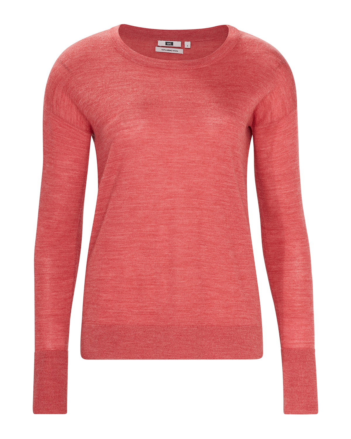 DAMES MERINO WOL TRUI | 79963794 WE Fashion