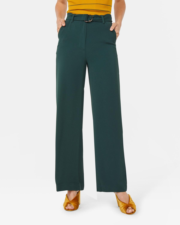Dames wide leg broek | 94687606 WE Fashion