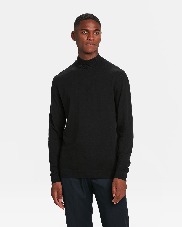 HEREN HIGH NECK TRUI | 90105074 WE Fashion