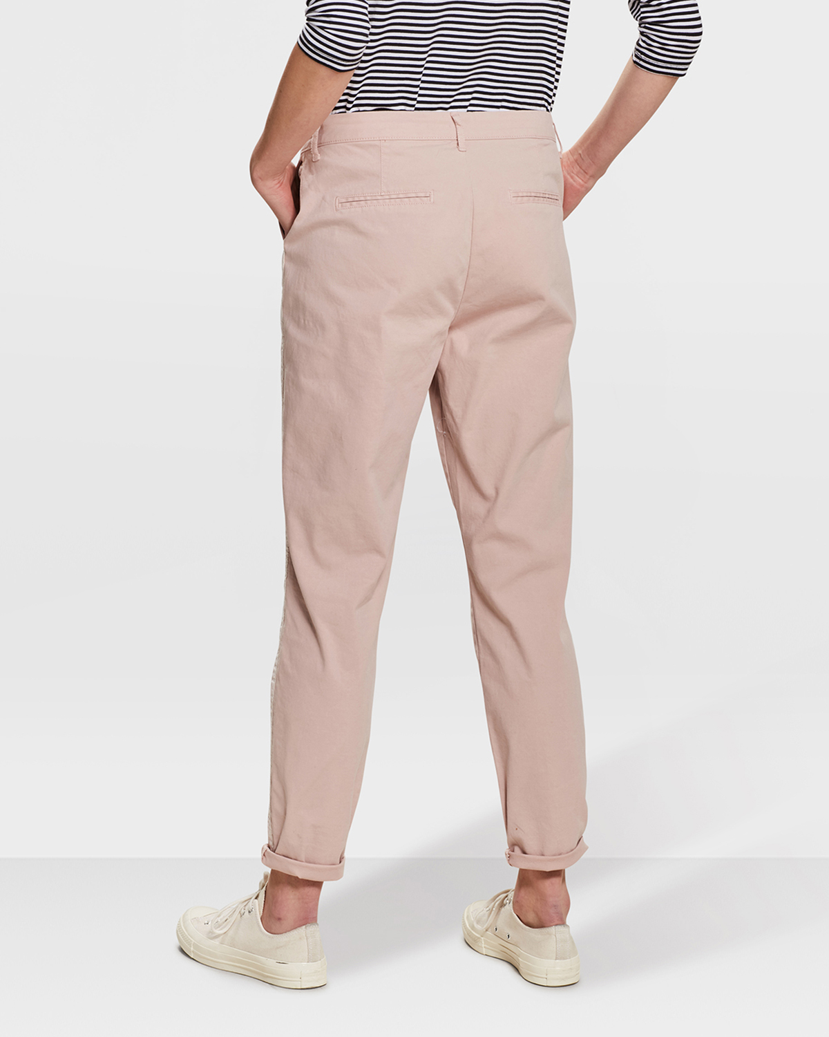 DAMES RELAXED FIT CHINO | 80753438 WE Fashion