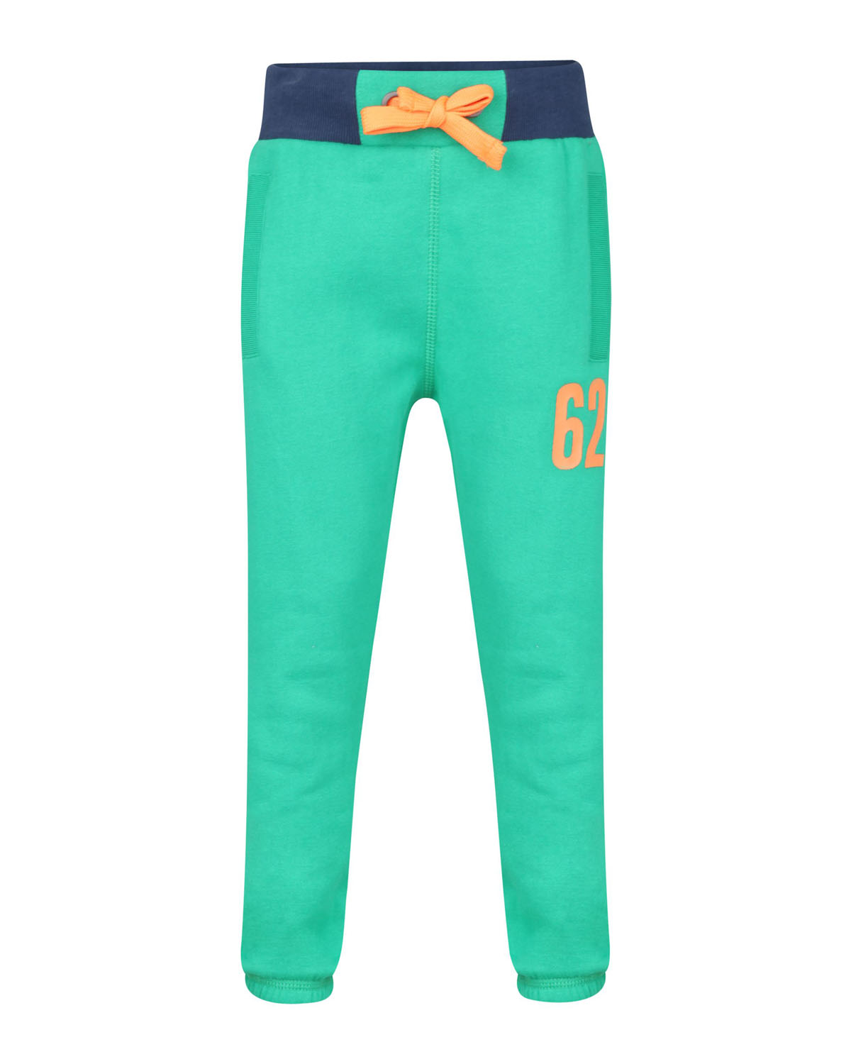Joggingbroek Groen.Jongens Joggingbroek 77641793 We Fashion