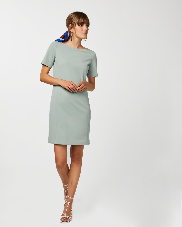 Nieuw Dames regular fit jurk   94804355 - WE Fashion YN-79