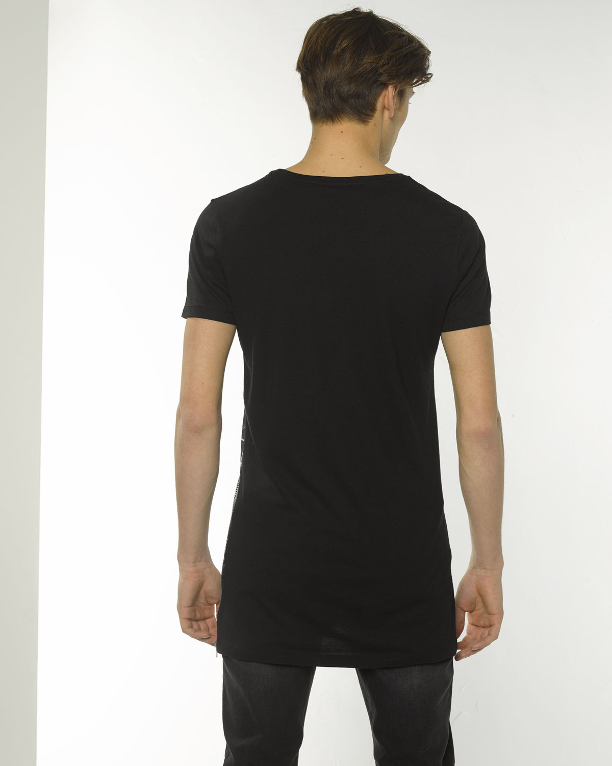 4d8d83bbd66 HEREN EXTRA LONG FIT T-SHIRT | 78669772 - WE Fashion