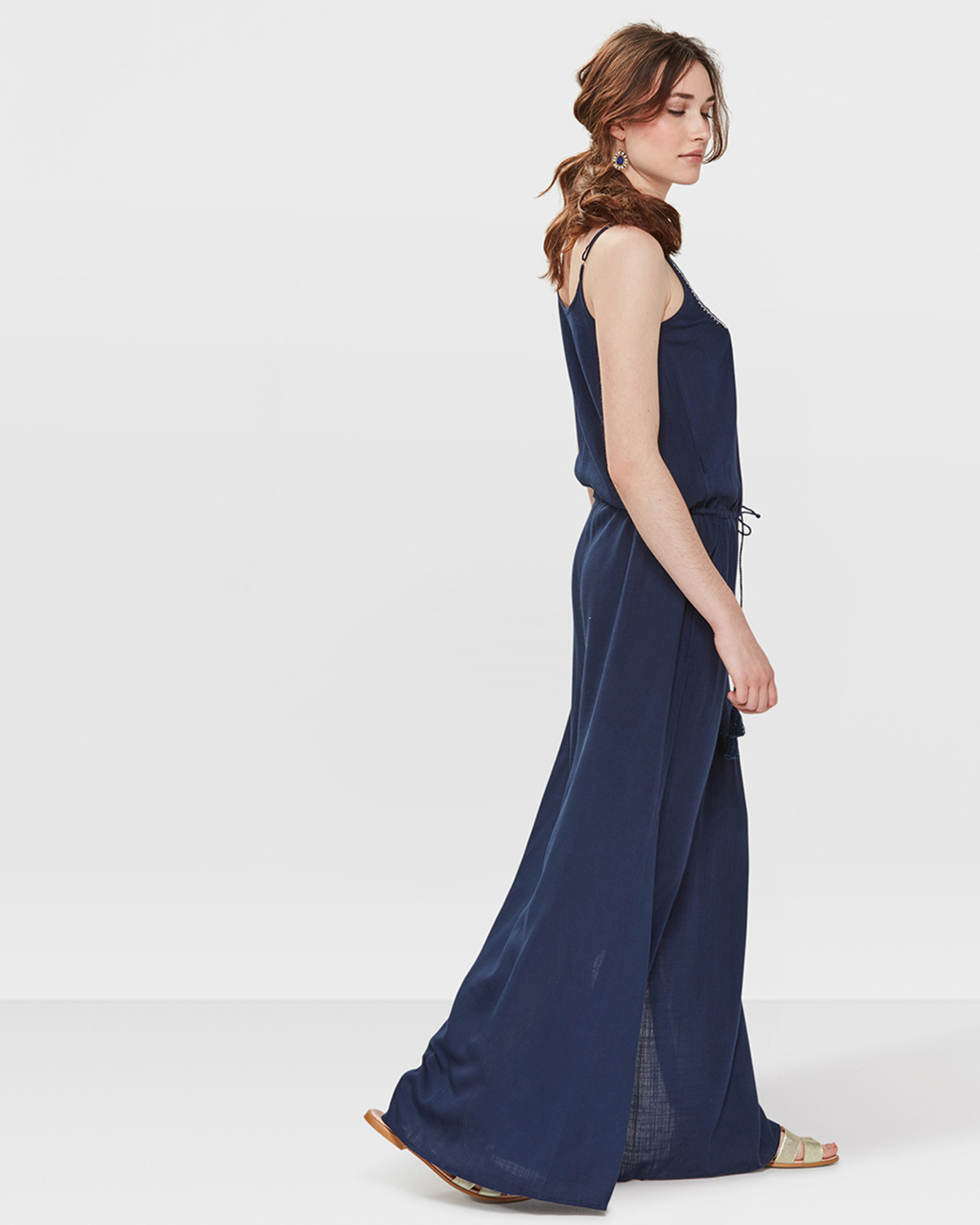 Dames Embroided Maxi Fashion We Jurk79224987 bgf6y7