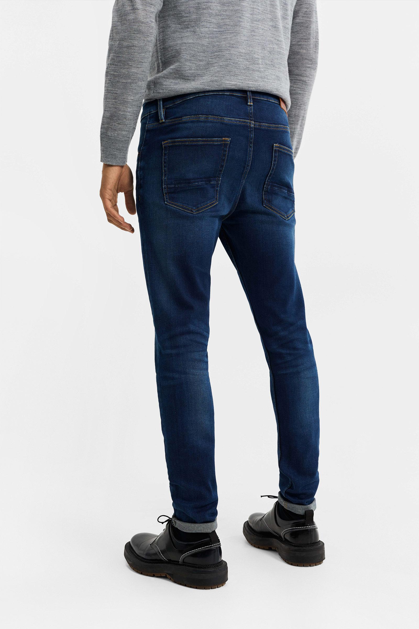 Heren skinny fit jog denim jeans   95012179 WE Fashion